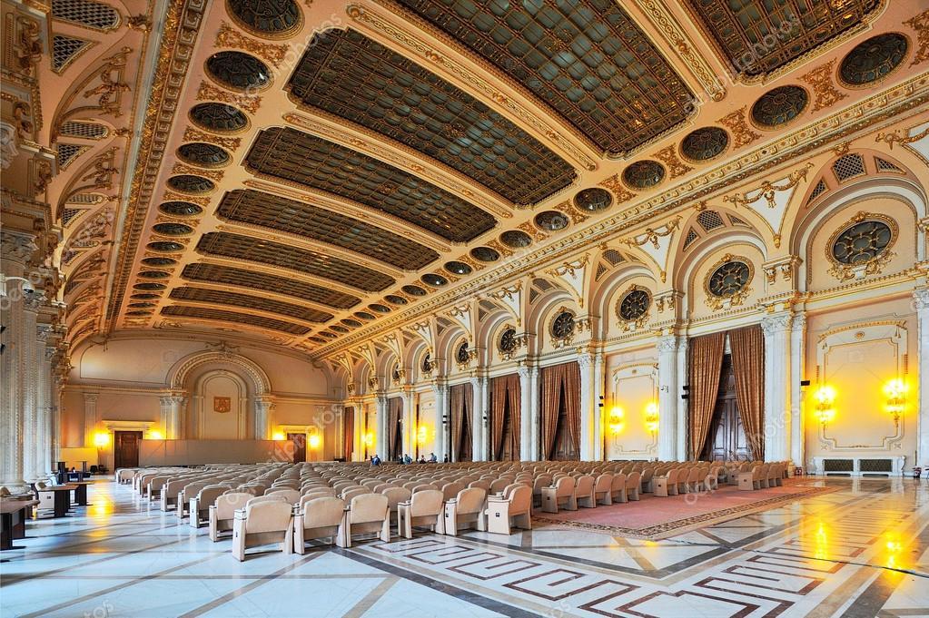 Interni girato con il palazzo del palazzo del parlamento for Immagini del parlamento