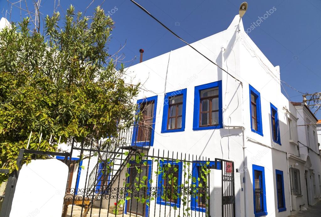 Traditional Aegean Turkish Architecture In Bodrum Turkey Photo By EnginKorkmaz