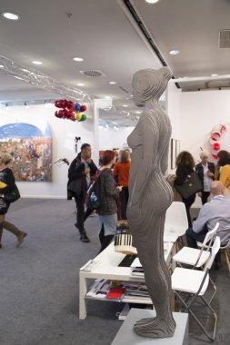 Contemporary Istanbul Artshow