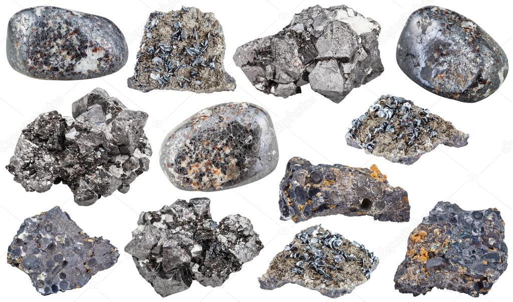 stenar kristaller mineraler