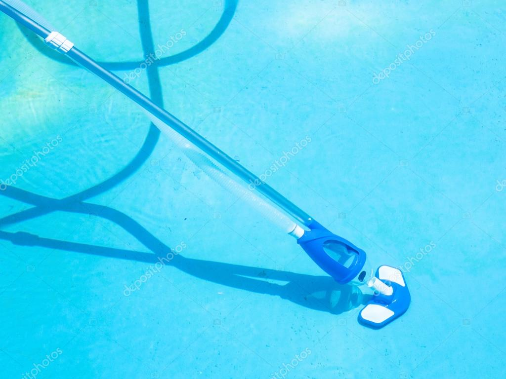 dammsugare för pool