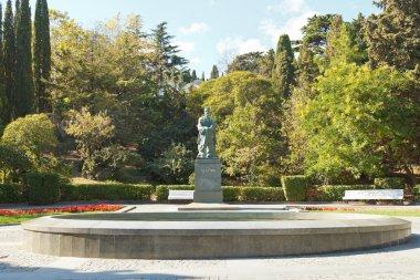 Gagarin Primorskiy Park in Yalta