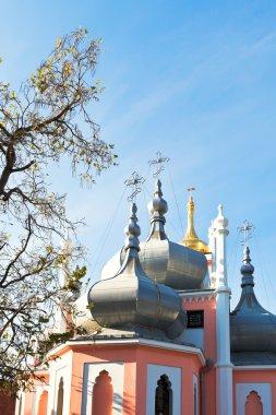 The Church of St. John Chrysostom in Yalta