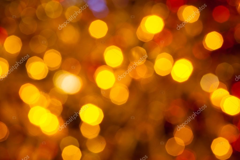 dark brown, yellow and red flickering lights