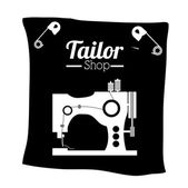 Fotografie Tailor shop design