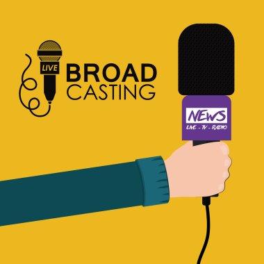 Broadcasting design