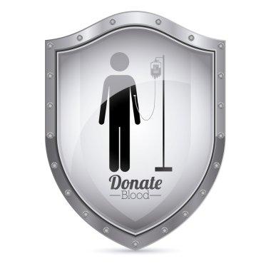 Blood donation design