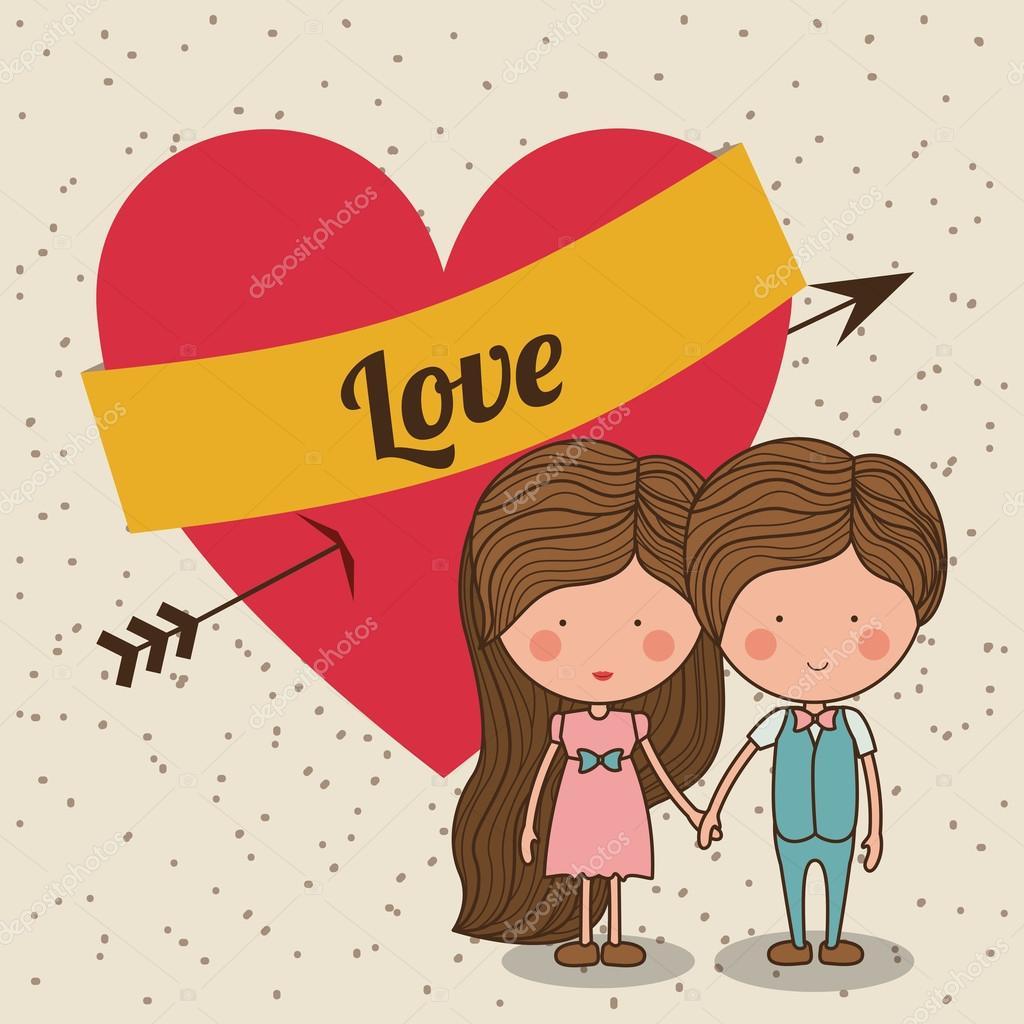 Resultado de imagen para amor ilustración