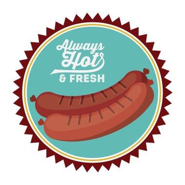 delicious sausage design