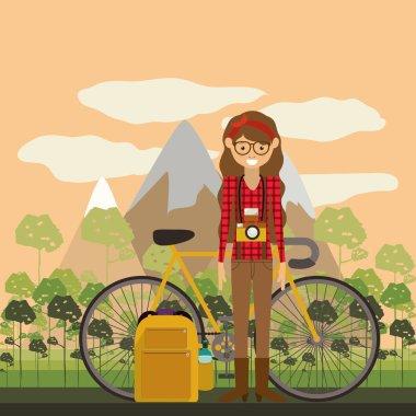 Traveler lifestyle design