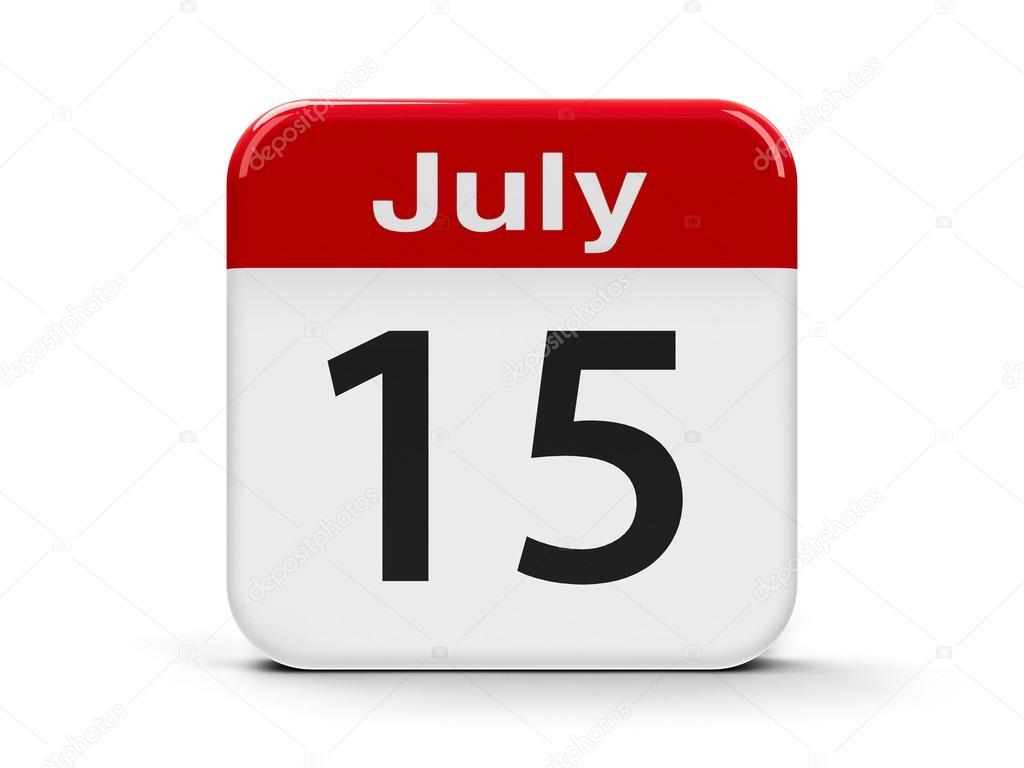 15. Juli
