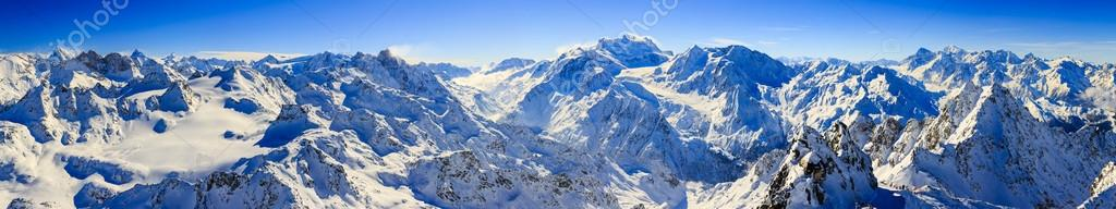 Mt Fort Peak Alps Region Switzerland