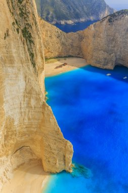 Shipwreck bay, Navagio - Zakynthos, Greece