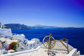 Photo Oia typical architecture