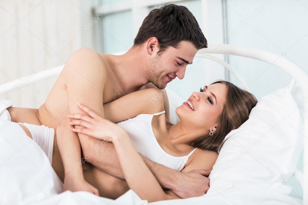 Как трахаются вполне влюбленные разделяю