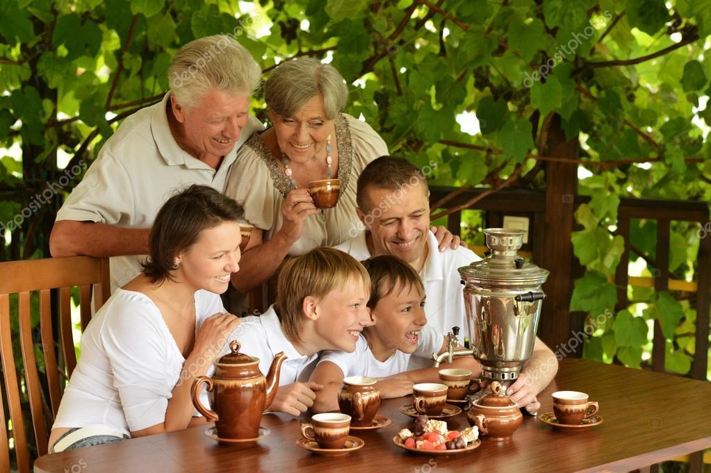 чай семей