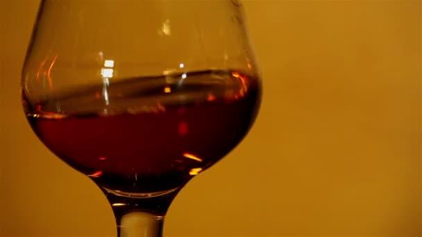 Cognac, brandy egy pohár