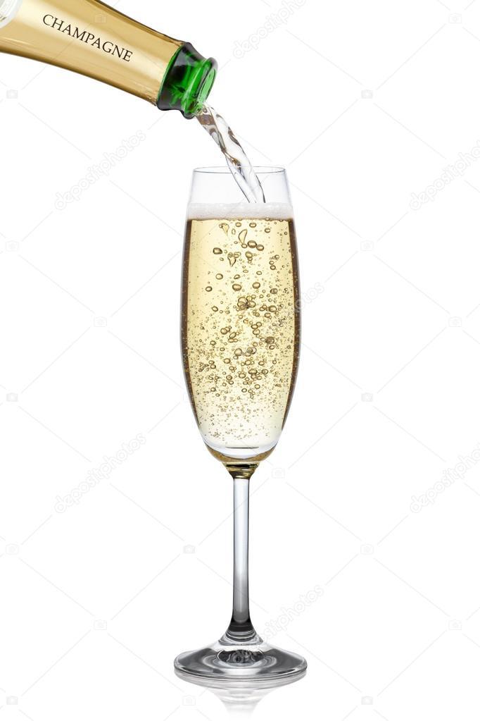 Картинки по запросу бокал шампанского