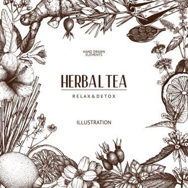 Herbal tea ingredients