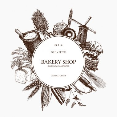 design for baking shop
