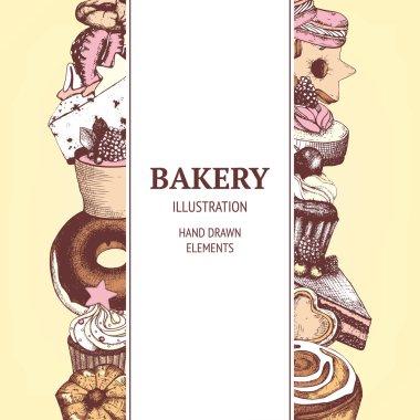 Design for bakery or baking shop