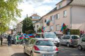 Arménie Ázerbájdžán konflikt protest před velvyslanectví