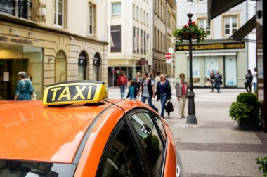 Taxi Europe Luxembourg