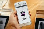 Neue Iphone 6 und Iphone 6 Plus in Händen