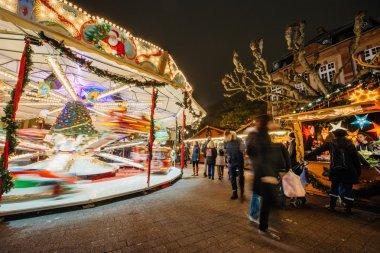 The oldest Christmas Market in Europe - Strasbourg, Alsace, Fran