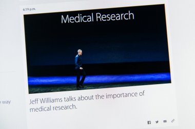 Apple launches Apple Watch MacBook Retina and Medical Research