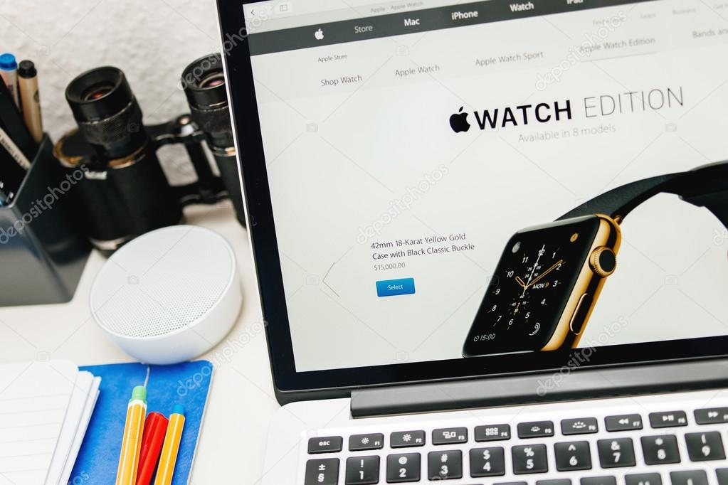 Apple launches Apple Watch, MacBook Retina and Medical Research