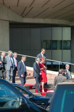 Official Visit to Strasbourg - Royal Visit