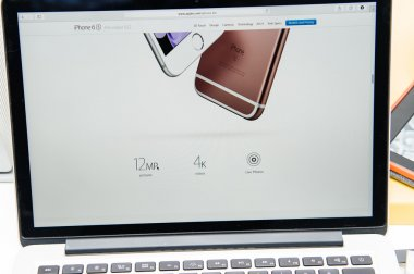 Apple Computers new iPad Pro, iPhone 6s, 6s Plus and Apple TV