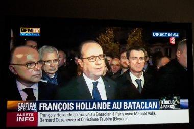 Francois Hollande Manuel Valls Bernard Cazeneuve Christiane Taub