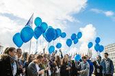 A gyermekek védelmét az első európai nap ünneplése