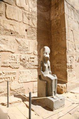 statue of Sekhmet goddess