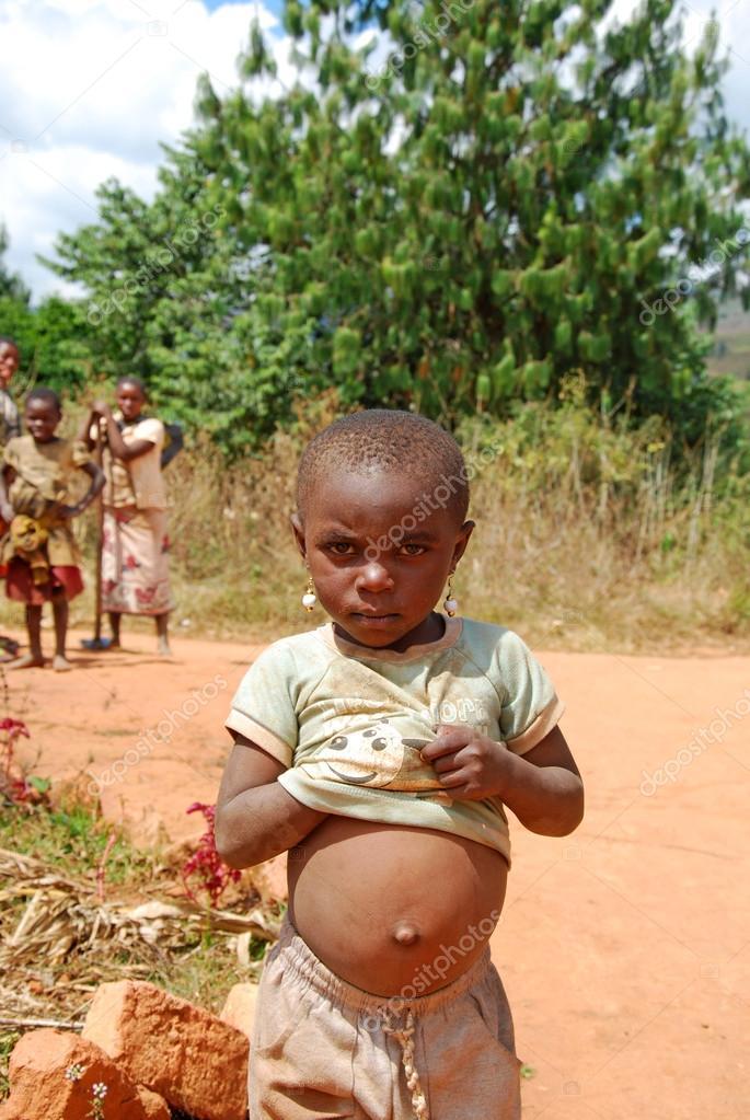 The children of Kilolo mountain in Tanzania - Africa 33