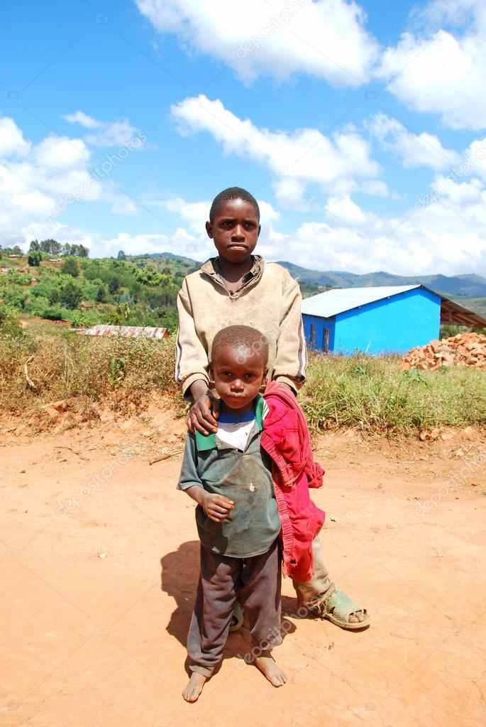 The children of Kilolo mountain in Tanzania - Africa 47
