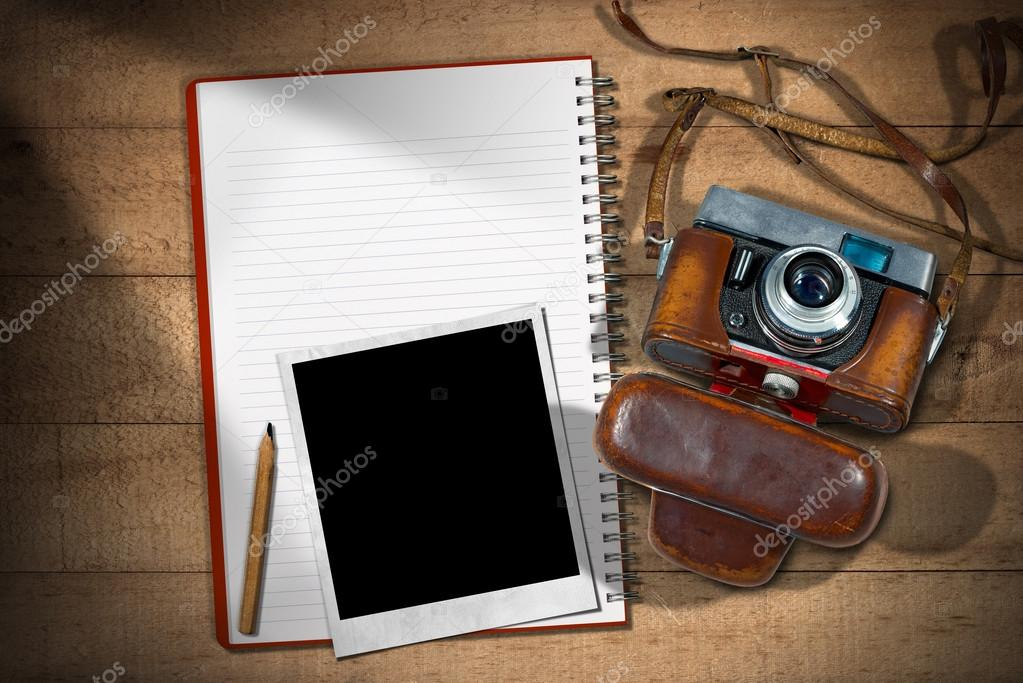 C mara antigua marco de fotos instant neo y port til - Marco foto antigua ...