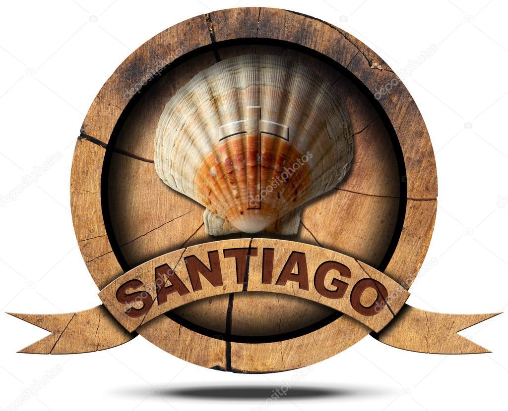 Santiago de compostela pilgrimage symbol stock photo catalby santiago de compostela pilgrimage symbol stock photo biocorpaavc