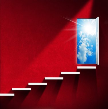 Stairway to Heaven - Red Room