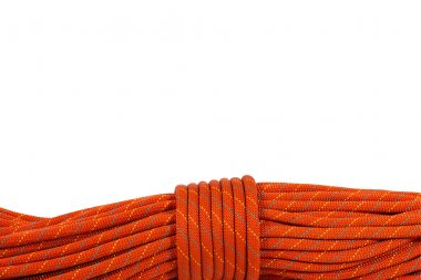 Detail of a Climbing Rope