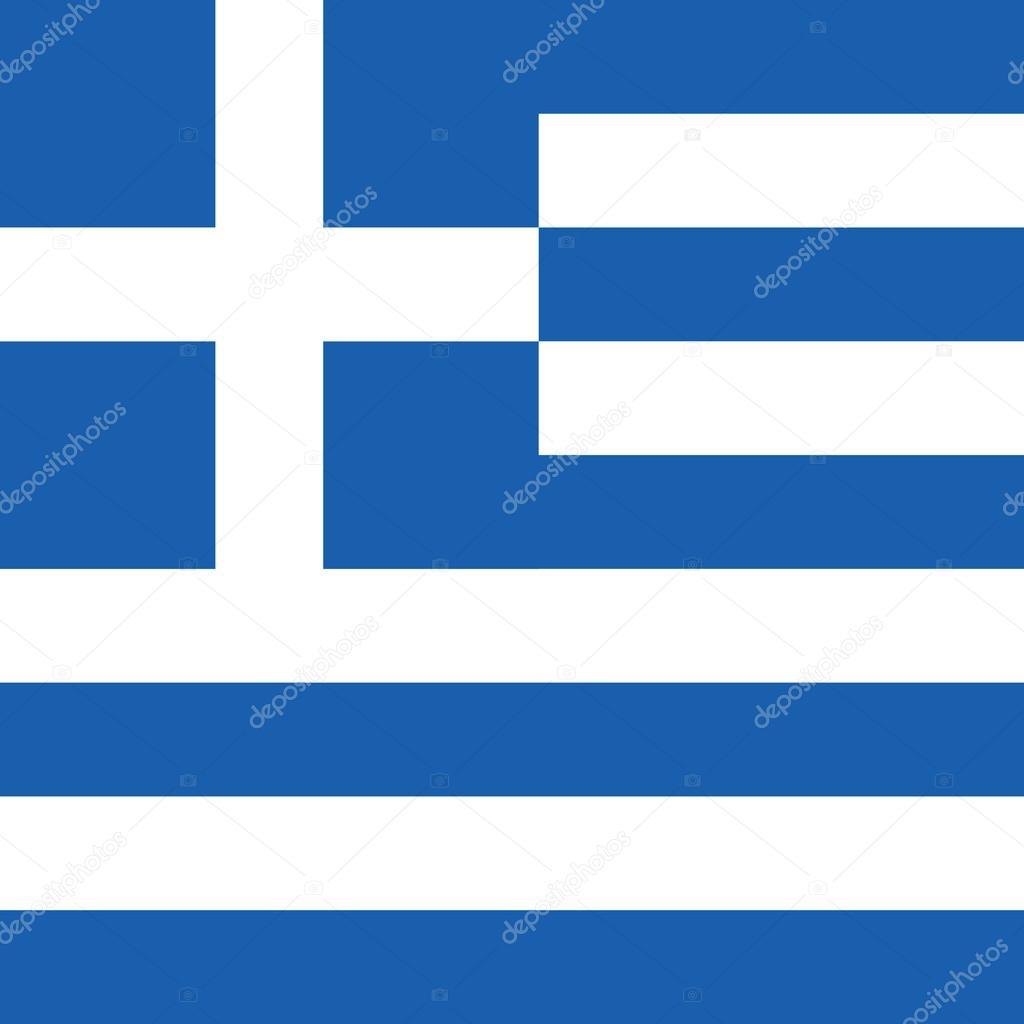 1f79cc501c Görögország zászló hellas ábrán kék és fehér szín– stock illusztrációk