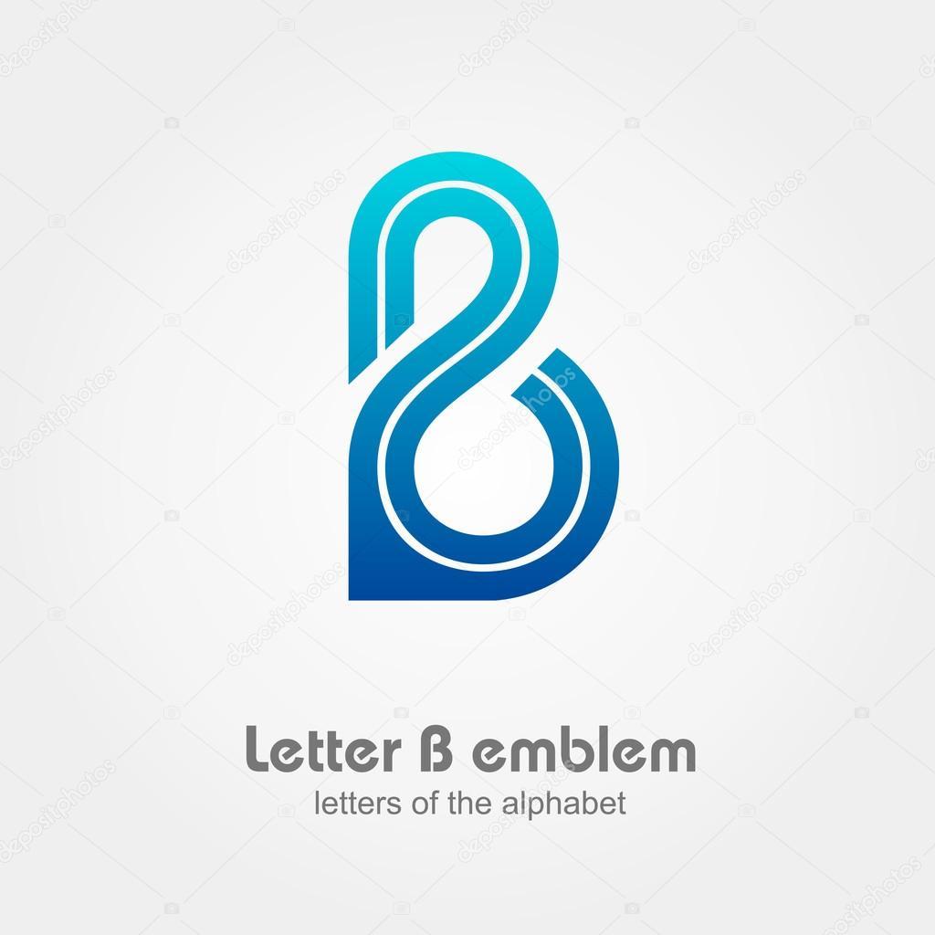 Création de Logo lettre B — Image vectorielle dendiz © #76770021