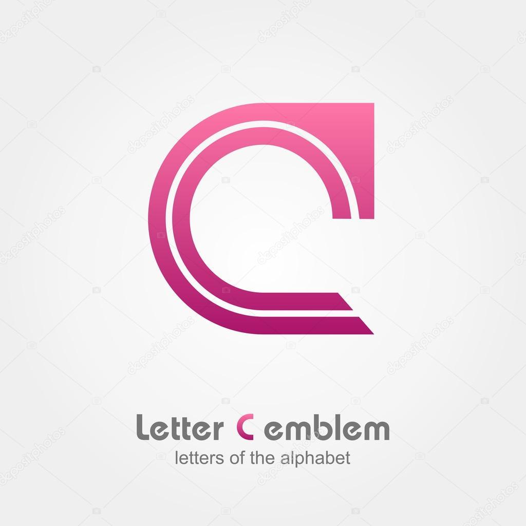logotipo do cone de letra c vetores de stock dendiz 79229066. Black Bedroom Furniture Sets. Home Design Ideas