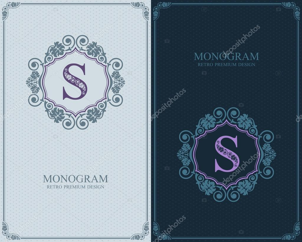 Briefvorlage Wappen S — Stockvektor © dendiz #96167718