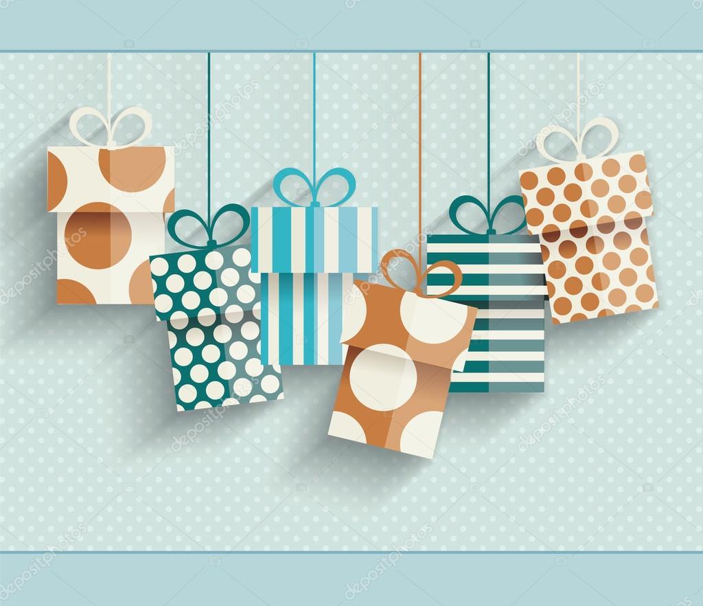 tarjeta regalo diseño mar