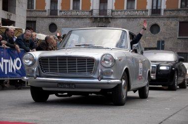 FIAT 1300 COUPE, 1962 built