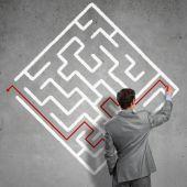 Podnikatel hledání řešení