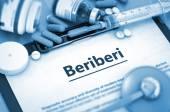 Fényképek Beriberi. Medical Concept.
